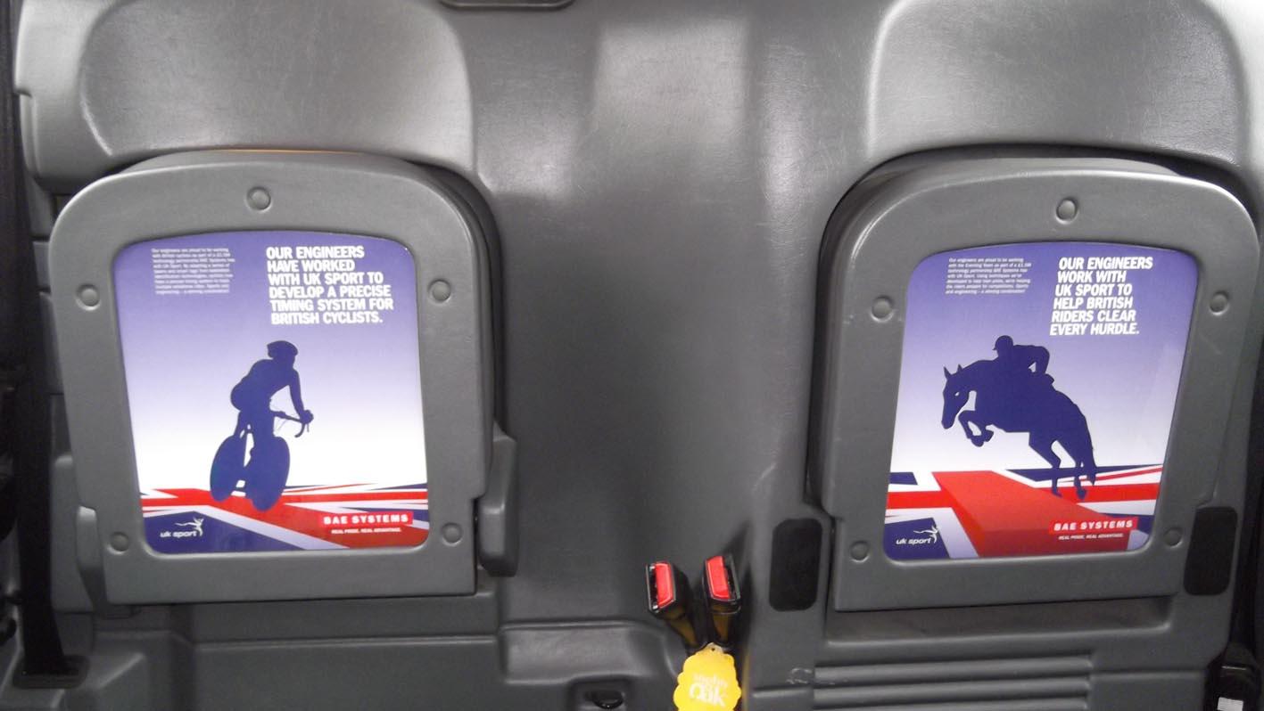 TIP SEAT GRAPHICS